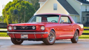 @1966 FORD MUSTANG GT-Coupé - 1