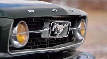 @1966 FORD MUSTANG GT FASTBACK - 20