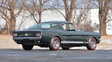 @1966 FORD MUSTANG GT FASTBACK - 3