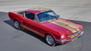 @1966 SHELBY GT350H FASTBACK - 12