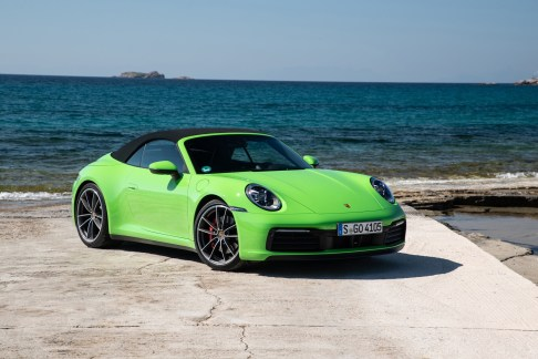 @Porsche 911 Cabriolet - 4