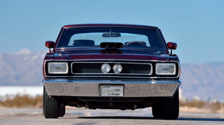 @1969 DODGE DART SWINGER CONCEPT CAR - 15