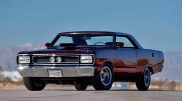 @1969 DODGE DART SWINGER CONCEPT CAR - 2