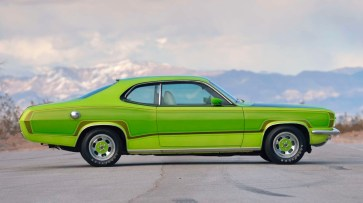 @1970 PLYMOUTH DUSTER RAPID TRANSIT - 2