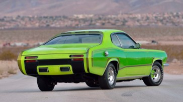@1970 PLYMOUTH DUSTER RAPID TRANSIT - 3