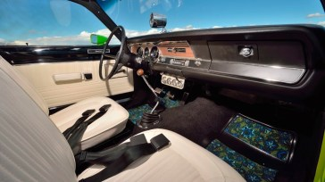 @1970 PLYMOUTH DUSTER RAPID TRANSIT - 5