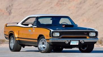 @1970 PLYMOUTH HEMI ROAD RUNNER RAPID TRANSIT - 1