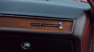 @1971 PLYMOUTH ROAD RUNNER RAPID TRANSIT - 17