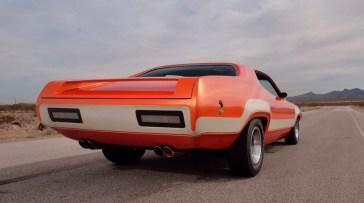 @1971 PLYMOUTH ROAD RUNNER RAPID TRANSIT - 18