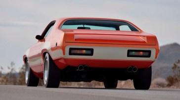 @1971 PLYMOUTH ROAD RUNNER RAPID TRANSIT - 20