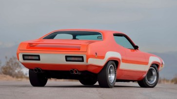 @1971 PLYMOUTH ROAD RUNNER RAPID TRANSIT - 3