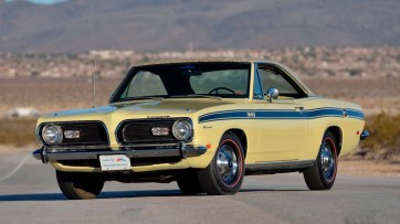 @1969 PLYMOUTH BARRACUDA MOD TOP - 1