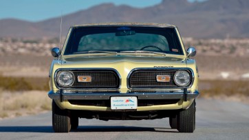 @1969 PLYMOUTH BARRACUDA MOD TOP - 14
