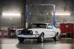 @1968 Ford Mustang 428 Cobra Jet - 8