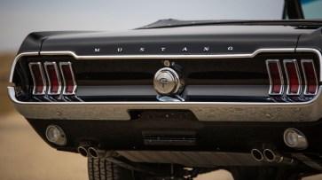 @67 Mustang Convertible 390 - 10