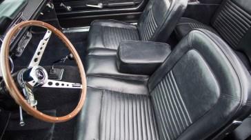 @67 Mustang Convertible 390 - 9