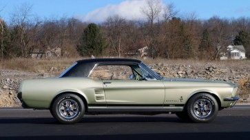 @67 Mustang Coupe 390 - 11