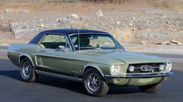 @67 Mustang Coupe 390 - 12