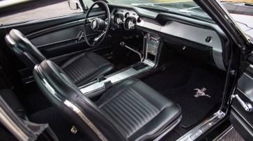 @67 Mustang Fastback 390 - 5