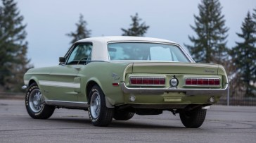 @68 Mustang 302 Coupe - 3
