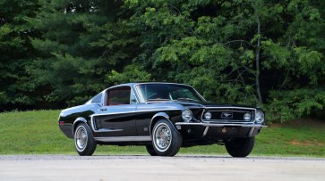 @68 Mustang 390 Fastback - 10