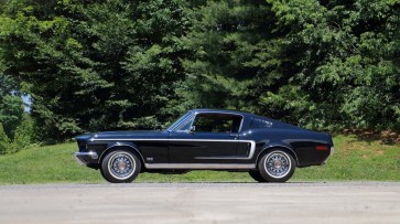 @68 Mustang 390 Fastback - 2