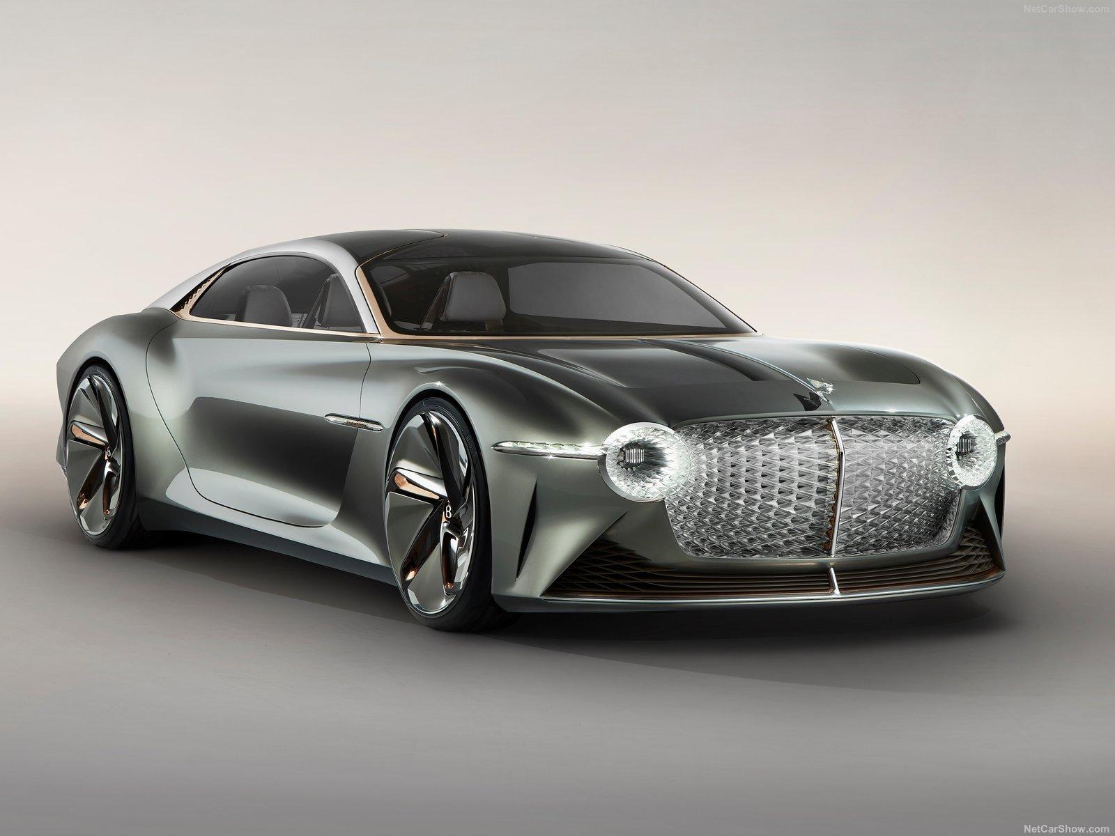 Bentley Exp 100 Gt Radicalmag