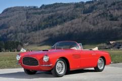 @1953 Fiat 8V Cabriolet Vignale-050 - 14