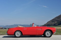 @1953 Fiat 8V Cabriolet Vignale-050 - 15