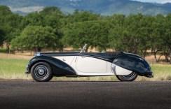 @1938 Lagonda V-12 Rapide Drophead Coupe - 11