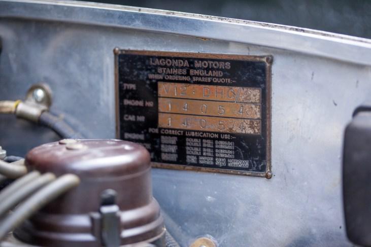 @1939 Lagonda V-12 Drophead Coupe-14054 - 2