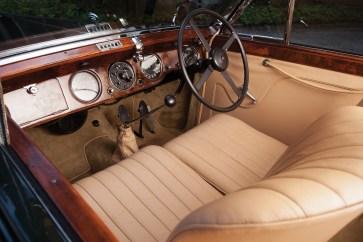 @1939 Lagonda V-12 Drophead Coupe-14054 - 4