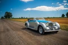 @1939 Lagonda V-12 Drophead Coupe - 24