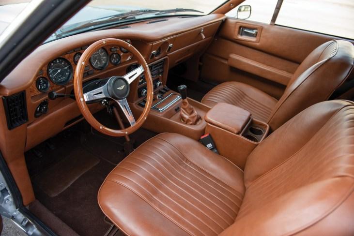 @1977 Aston Martin V8 Vantage 'Bolt-On Fliptail' - 1