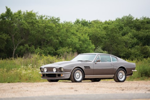 @1982 Aston Martin V8 Vantage 'Oscar India' - 1