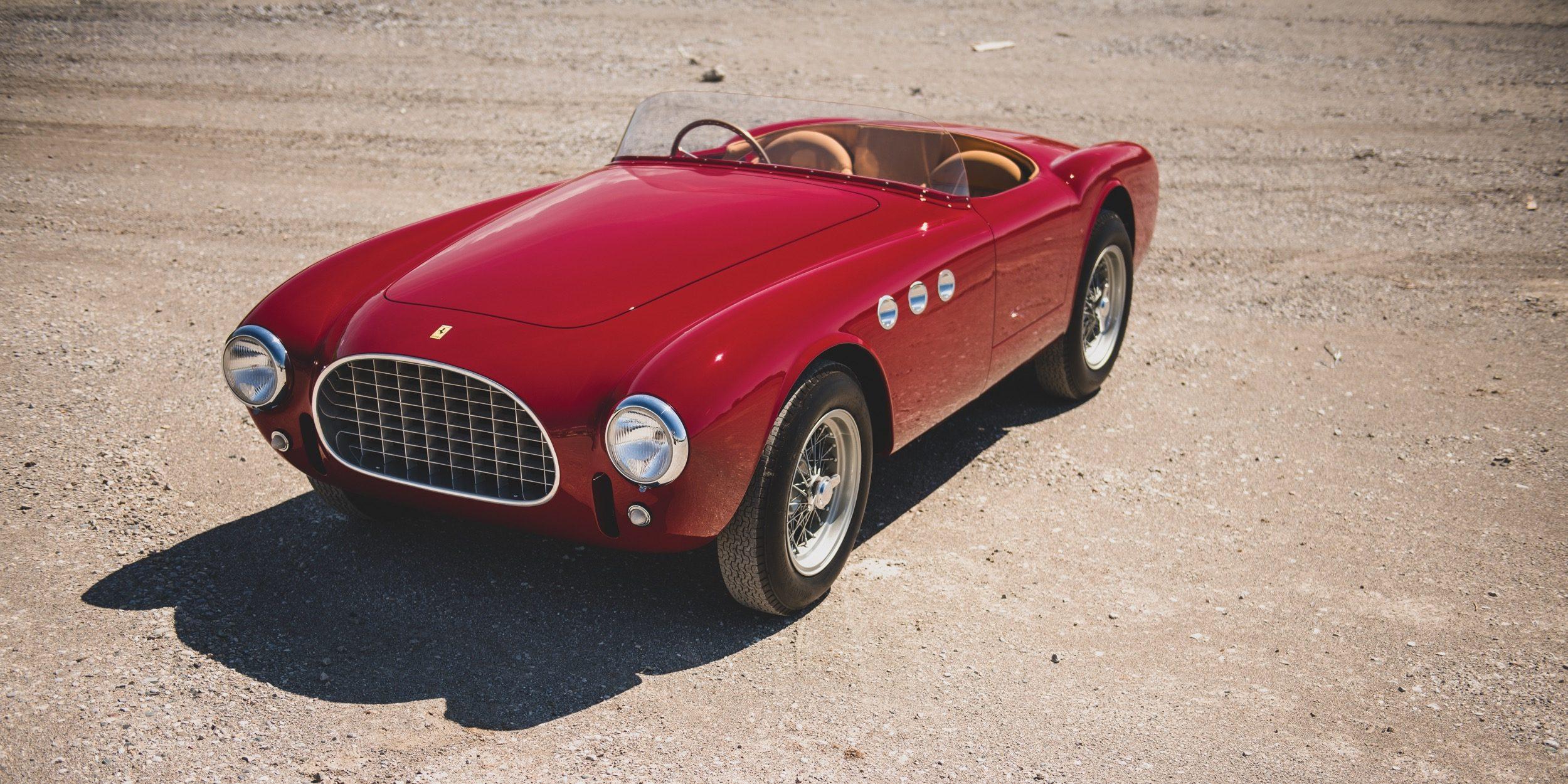 Ferrari 225 Sport Spider Vignale Radicalmag