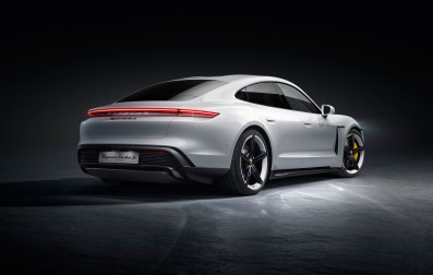 @Porsche Taycan - 17