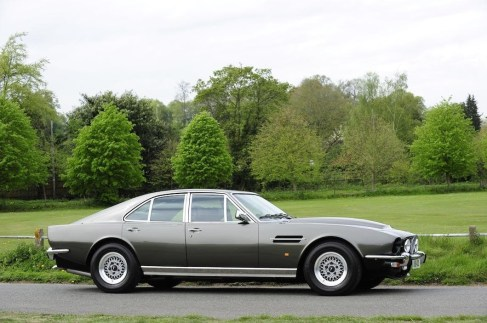 @1974 Aston Martin Lagonda Series 1 7.0-Litre - 1