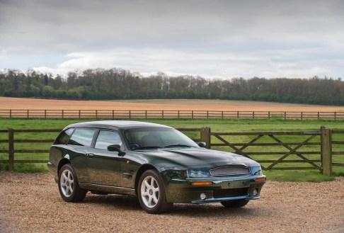 @1996 Aston Martin V8 Sportsman Estate - 16