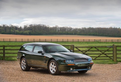 @1996 Aston Martin V8 Sportsman Estate - 16