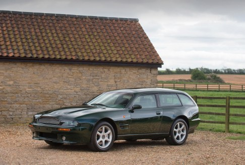 @1996 Aston Martin V8 Sportsman Estate - 17