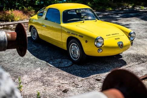 @Fiat Abarth 1000 Bialbero Record Monza ©Remi Dargegen - 10