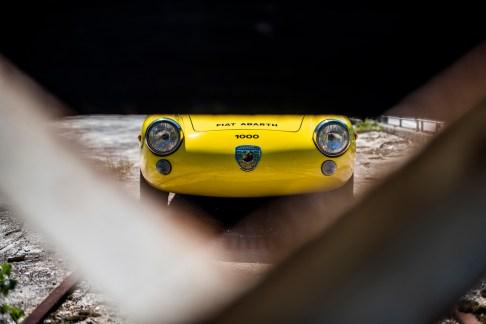 @Fiat Abarth 1000 Bialbero Record Monza ©Remi Dargegen - 8