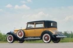 @1930 Cadillac Sixteen Madame X Club Sedan Fleetwood-72705 - 2