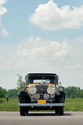 @1930 Cadillac Sixteen Madame X Club Sedan Fleetwood-72705 - 4