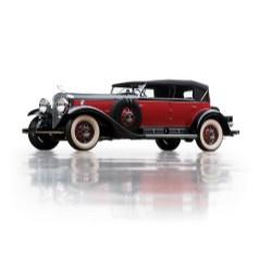 @1930 Cadillac V-16 Convertible Sedan by Murphy - 5