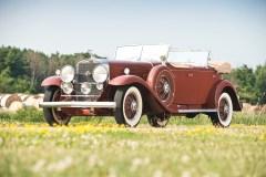 @1931 Cadillac Series 452 V-16 Special Dual Cowl Phaeton - 11