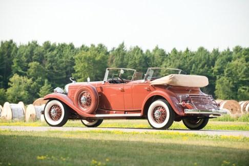 @1931 Cadillac Series 452 V-16 Special Dual Cowl Phaeton - 12
