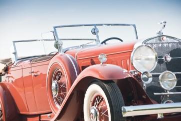 @1931 Cadillac Series 452 V-16 Special Dual Cowl Phaeton - 14