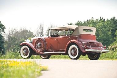 @1931 Cadillac Series 452 V-16 Special Dual Cowl Phaeton - 7